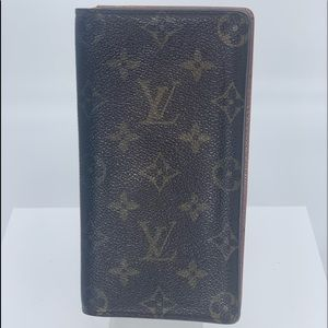 Louis Vuitton Porte Valeurs Oraganizer Wallet
